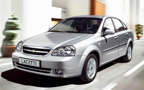 Легковий автомобіль Chevrolet Lacetti 2007 р.в.