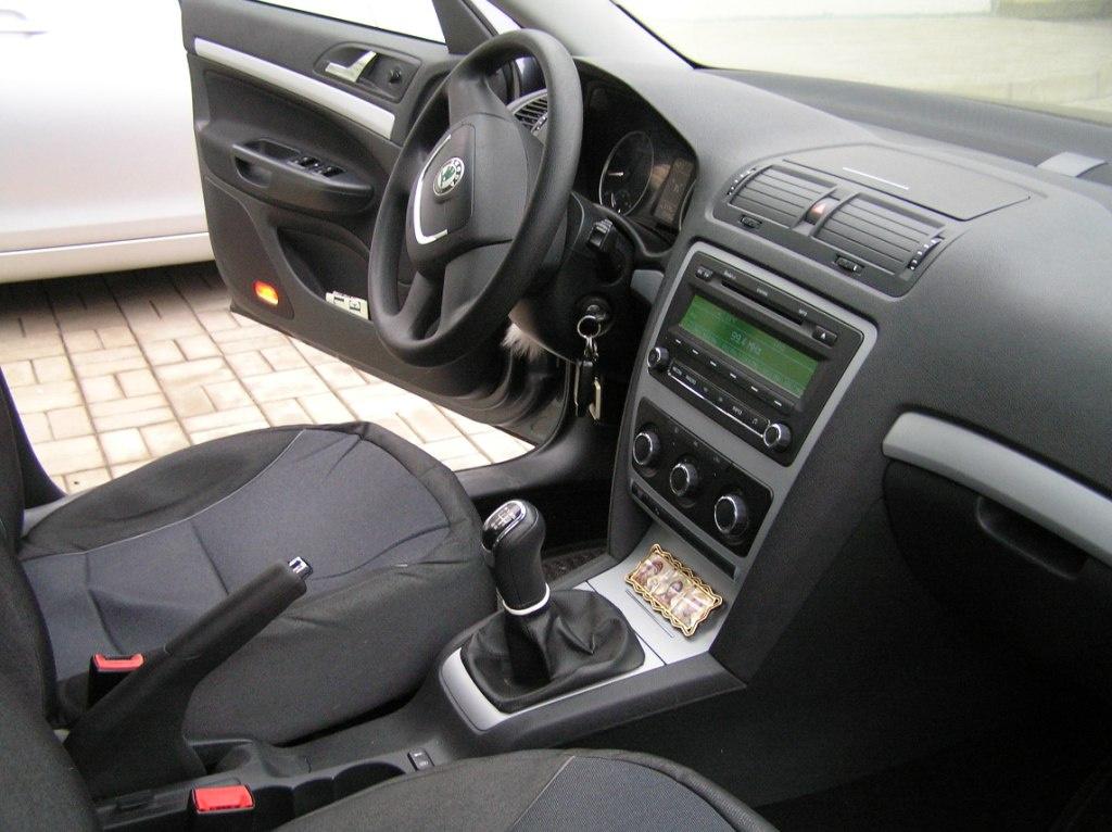 Skoda Octavia A5 Ambiente